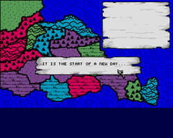 Crown of Ardania Amiga Public Domain Screen Shot