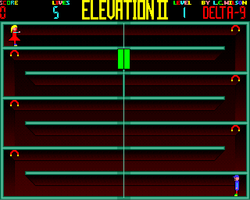 Elevation 2 Amiga Public Domain Screen Shot