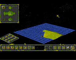 The Shepherd Amiga Public Domain Screen Shot