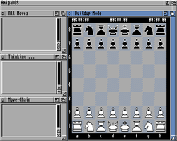 V-Chess Amiga Public Domain Screen Shot