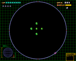 Microbes Screenshot Amiga Public Domain