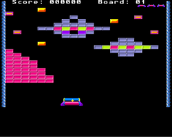 Megaball 2 Screenshot Amiga Public Domain