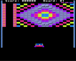 Megaball Screenshot Amiga Public Domain