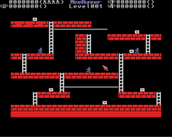 Mine Runner Screenshot Amiga Public Domain
